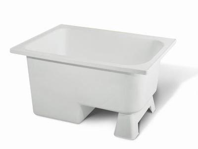 Wiesbaden Marinella zitbad 105x65x52 wit