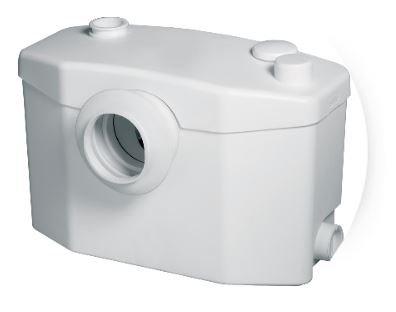 Sanibroyeur Toilet Aansluiten : Sanibroyeur sanipro silence saniglow kwaliteits sanitair