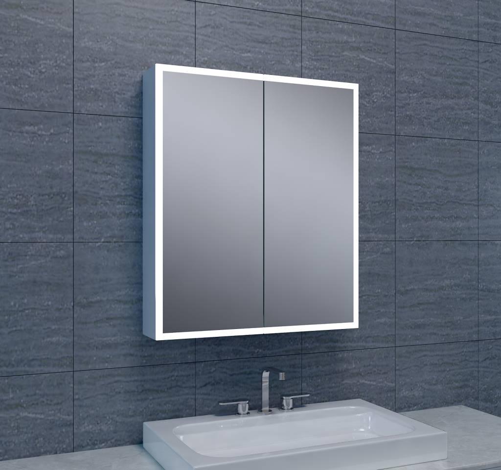 wiesbaden wb quatro spiegelkast verlichting 60x70x13