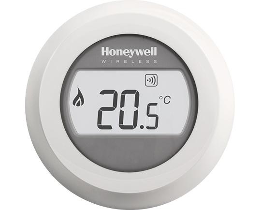 Honeywell Honeywell Round Wireless kamerthermostaat T87RF2025