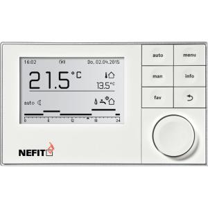Nefit Nefit ModuLine 3000 klokthermostaat 7738111122