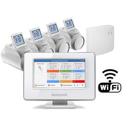 Honeywell Honeywell Evohome Wifi pakket modulerend ATP95 + 4x HR92