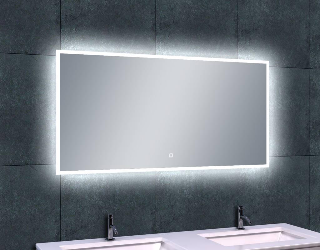 Afvoer Condens Badkamer : Wb quatro led condensvrije spiegel saniglow kwaliteits