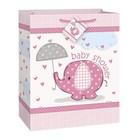 Baby Shower pink tasje*