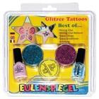 Glitter tattoo set best of XL*