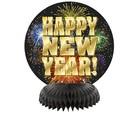 Happy New Year tafeldeco 15cm a4*