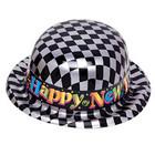 Bolhoed Happy New Year plastic*