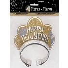 Tiara Happy New Year - 4 stuks*