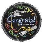 "Congrats Graduate 18"" folieballon"