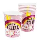 Baby Girl beker 25cl a6