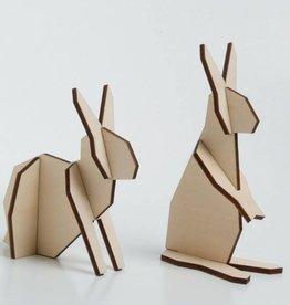 Atelier Pierre 3D Puzzel Konijntjes