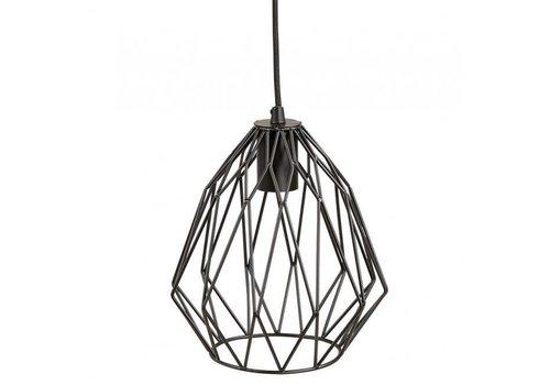 Hanglamp Emy Zwart