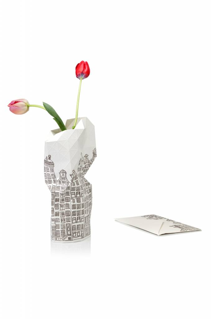 Paper Vase Cover Canal House