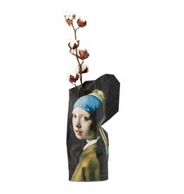 NEW: Paper Vase Cover Girl with a Pearl Earring