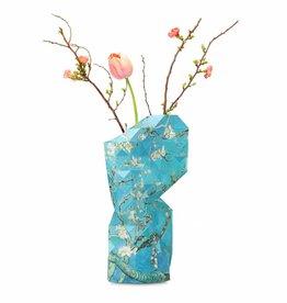 NEW: Paper Vase Cover Almond Blossom