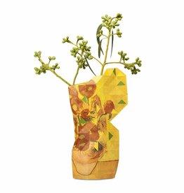 NEW: Paper Vase Cover Sunflower