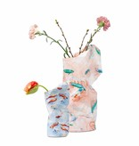 NEW: Paper Vase Cover Blue Fish (small)