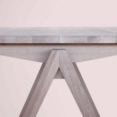 Sav & Okse TD4 tafel hout
