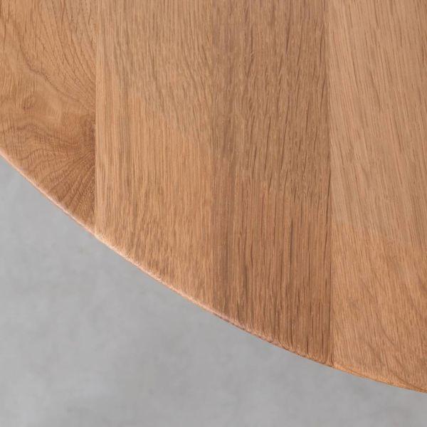 bSav & Okse Samt ovale tafel Eiken