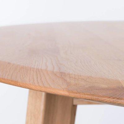 Sav & Okse Samt ovale tafel Eiken