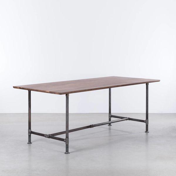 bSav & Okse Ditte tafel Walnoot