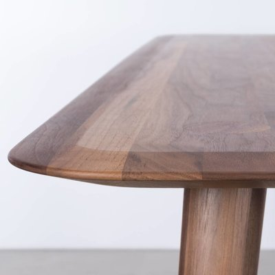 Sav & Okse Olger tafel Walnoot