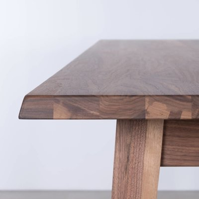 Sav & Okse Illum tafel Walnoot