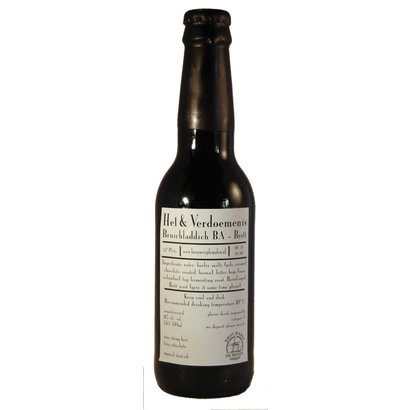 Brouwerij De Molen De Molen Hel & Verdoemenis Bruichladdich Barrel Aged- Brett