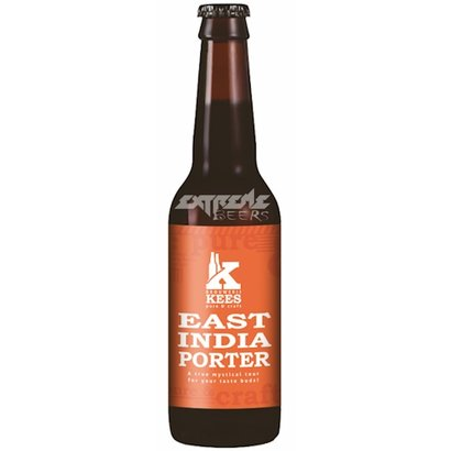 Brouwerij Kees Brouwerij Kees East India Porter - 33 cl