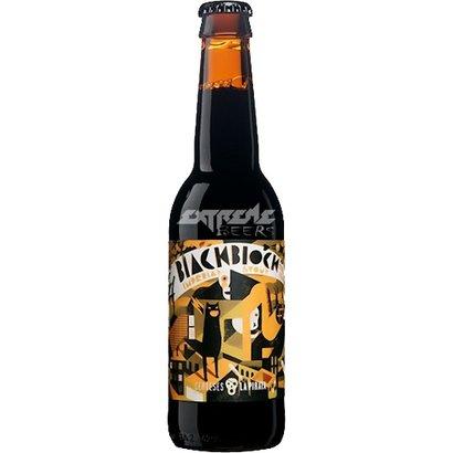 Cerveses La Pirata La Pirata Black Block Tequila Barrel Aged