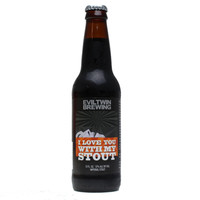 Evil Twin Brewing Evil Twin I Love You With My Stout