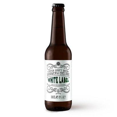 Brouwerij Emelisse (Slot Oostende) Emelisse Dark Ale Tres Hombres Rum BA - 33 cl