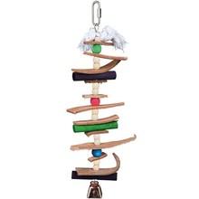 Trixie Trixie Holzspielzeug mit Leder und Perlen