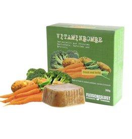Fleischeslust Fleischeslust Vitaminbmbe potatoes, carrots and broccoli 300g