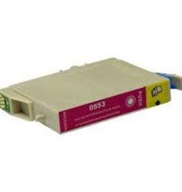 Epson NuOffice Epson T0553 Magenta Compatible inkt cartridge