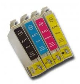 Epson NuOffice Epson T0615 Set Compatible Inkt cartridges