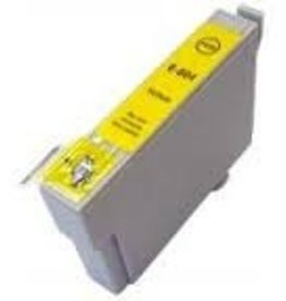 Epson NuOffice Epson T0804 Yellow Compatible inkt Cartridge
