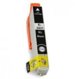 Epson NuOffice Epson T2431 Black Compatible inkt cartridge