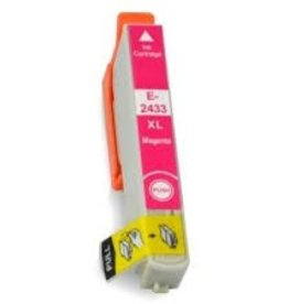 Epson NuOffice Epson T2433 Magenta Compatible inkt cartridge