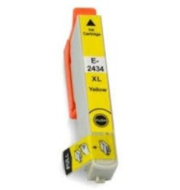 Epson NuOffice Epson T2434 Yellow Compatible inkt cartridge