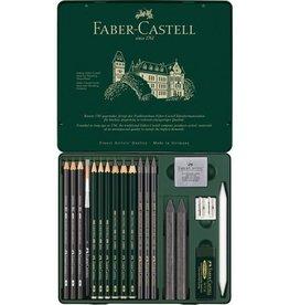 Faber Castell Faber Castell Pitt grafietset 19-delig