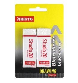Aristo gum Aristo Studio 20 2 stuks op blister