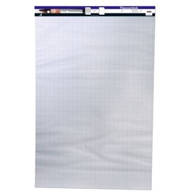Kangaro flipoverblok Kangaro blanco / ruit 65x100mm micro perforatie 50 vel