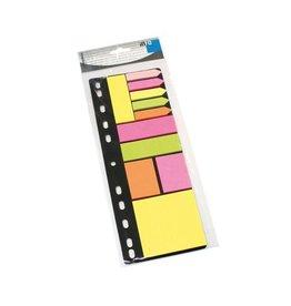 Info Notes Info Sticky Notes 3 kleuren diverse formaten