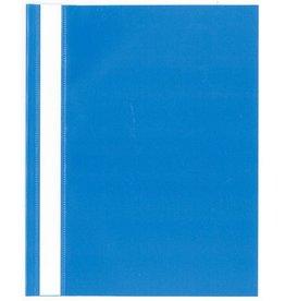 Kangaro snelhechtermap Kangaro A5 PP blauw