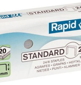 Rapid Rapid Nietjes 24/6 GEGALV 1000X
