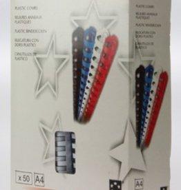 5 Star 5Star™ bindruggen 22MM WIT 5STAR 50 stuks