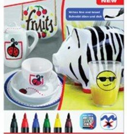 Edding Edding Viltstift e-4200 Porselein penseelstift