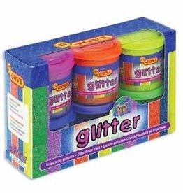 Jovi Jovi Plakkaatverf Glitter  6X55ML
