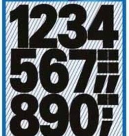 Avery Zweckform AVERY Etiketten cijfers en letters